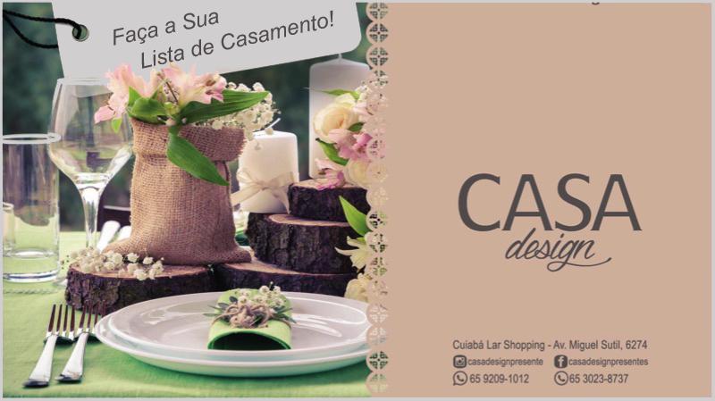 Casa Design Cuiabá