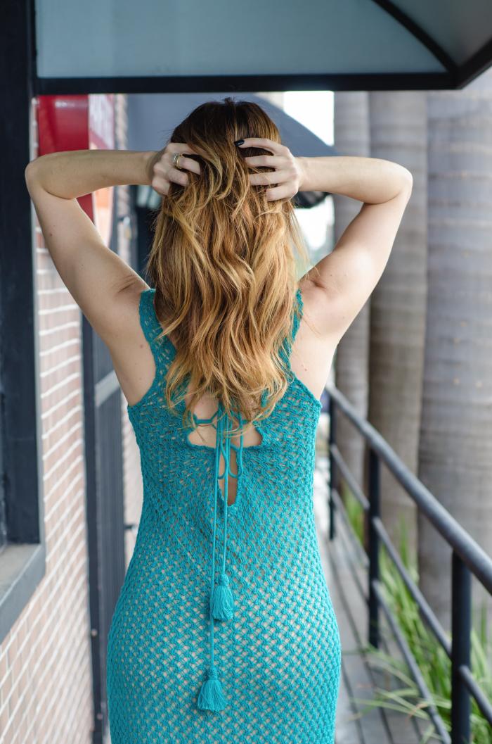 vestido-trico-azul-turquesa